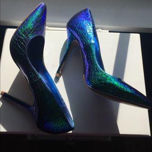 Gorgeous Mermaid Style Heels